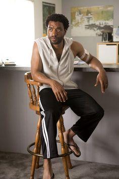 "Chiwetel Ejiofor, in ""Redbelt""."