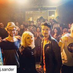 Danke...super Abend!  #screamandwhisper  #kugelbahn #concert #kowsky #berlinstagram Foto: #sjsander
