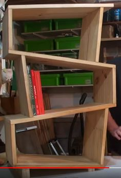 Bookcase, Frames, Shelves, Link, Furniture, Home Decor, Woodworking Shop, Carpentry, Home Workshop