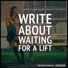 Daily Writing Prompt - Writers Write Writer Prompts, Poetry Prompts, Daily Writing Prompts, Writing Challenge, Writing Advice, Writing Help, Writing Ideas, Writing Inspiration, Creative Writing