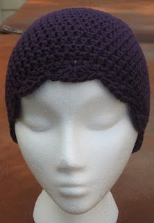 Crochet Projects: Crochet Chemo Sleep Cap