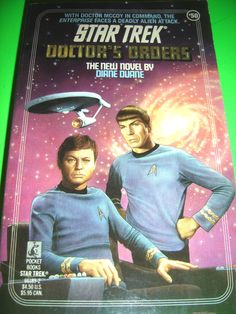 Doctor's Orders ~ STAR TREK 1st Printing > $9.97 #FREE Shipping in the USA Worldwide shipping available > http://www.bestlittlebookhouse.com/doorsttr501s.html
