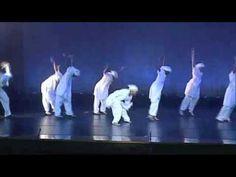 SPIRIT WINGS DANCE COMPANY - HOLY HOLY HOLY - YouTube