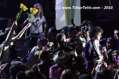 ECOPOP es el festival de música y naturaleza celebrado en Arenas de San Pedro durante 7 años. El 21 de Agosto de 2010, actuó Sidonie.