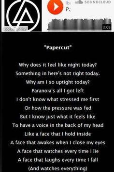 53 Best Linkin Park lyrics images in 2017 | Music lyrics