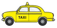Pix For > New York City Taxi Clip Art