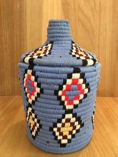 Vaso de Marrocos Azul Pequeno P - R$ 300,00