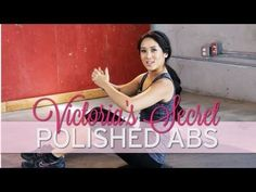 Victoria Secret Workout To Get Lean Angel Abs