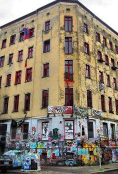 Squat Tenement Berlin