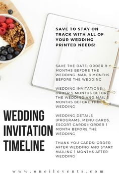 Wedding Timeline Template Wedding Budget Spreadsheets Invitation