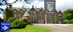 DEAL CLOSED - £169 per couple for an Overnight Stay in the 5* Cromlix – Be Among First Guests to Stay as Hotel Launches; a saving of up to 51% Scotland hotels