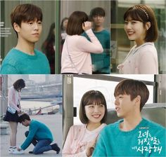 The liar and his lover lee hyun woo and joy