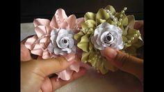 Flor em papel ou aluminio