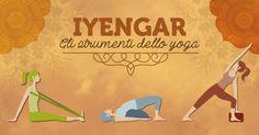 Iyengar - Gli Strumenti dello Yoga | ReYoga