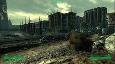 fallout 3 HD - Washington DC in ruins