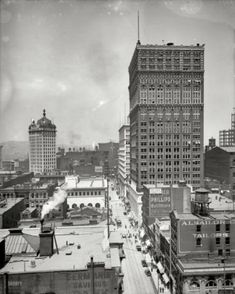 The way the USA looked a century ago - PHOTOS - Fabulous Traveling