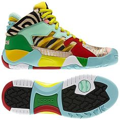 Bob marley Adidas tennis shoes