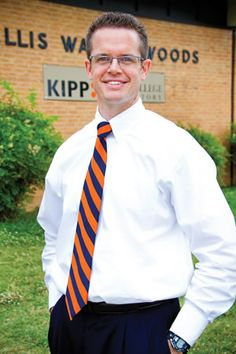 KIPP Tulsa's executive director, John Wolfkill. See what KIPP is up to this year as a charter school in TulsaPeople magazine.
