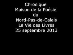 Bénédicte Lefeuvre et Hervé Leroy, intervenants pour la Maison de la Poésie du Nord-Pas-de-Calais, évoquent Rudyard Kipling et l'actualité de la structure.