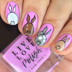 10 Creative Nail Designs for Short Nails to Create Unique Styles Creative Nail Designs, Short Nail Designs, Creative Nails, Nail Art Designs, Nails Design, Nail Polish Trends, Nail Trends, Snail Art, Bunny Nails