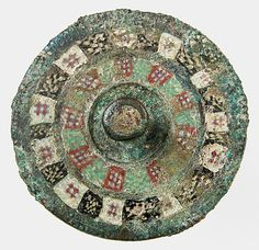 2nd-3rd c. Disk Brooch