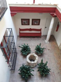 Casas de la Juderia, Cordoba Hotel Door, The Porter, Styling A Buffet, Nook And Cranny, Around The Corner, Stay The Night, Walk In Shower, Outdoor Areas, Very Lovely
