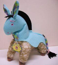 *Oatsie the Horse Happy Birthday Dressed (Muffy Vanderbear) by North American Bear