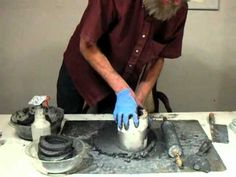 ▶ Making a Graphite Crucible - YouTube