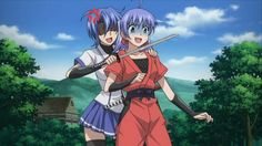 Sword Art Online, Online Art, Ichiban Ushiro No Daimaou, Sky Wizards Academy, Unbreakable Machine Doll, The Garden Of Words, Hakkenden, Absolute Duo, Trinity Seven