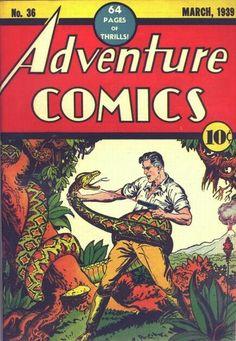 Adventure Comics #36