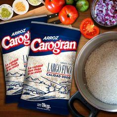 Trabajos pérezdiseño :: Arroz Carogran :: www.perezdisenio.com.ar ::
