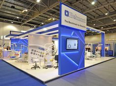 Exhibition stand design BDTA