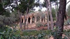 Парк Гюел от Гауди  – Барселона, Испания