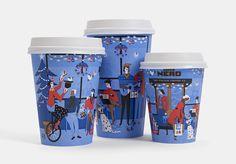 Caffè Nero - Together Design