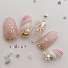 夏/女子会/海/リゾート/ハンド - nail me! ネイルミーのネイルデザイン[No.3236424]|ネイルブック