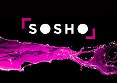 Sosho Nightclub Naming and Logo