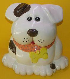 Dog Cookie Jars