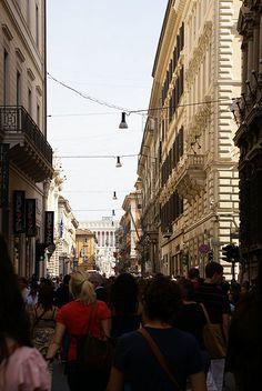 Rom, Via del Corso