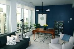 Trevors Floor to Ceiling Windows  Small Cool Contest | apartment therapy. These windows are fantastic!
