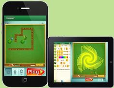 Move the Turtle - Programming for Kids on the iPhone and iPad
