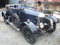 Morris London Tourer 1920