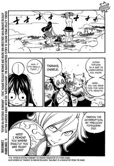 Read manga Fairy Tail 472 - Laxus vs. Wahl online in high quality