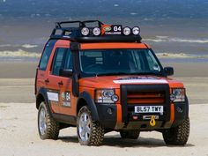 Land Rover LR3 G4 Challenge '2008