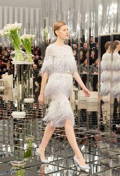 Chanel haute couture, été 2017 - L'Officiel