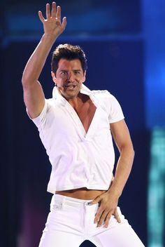 Click in for sexy pictures of Sakis Rouvas, the singer who represented Greece at Eurovision this year. Pop Singers, Actor Model, Dream Guy, Athlete, Greek, Actresses, Actors, Celebrities, Sexy