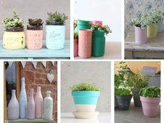 ¿Sabes la cantidad de #objetos que puedes #decorar usando pintura #chalkpaint? Descúbreloo aquí.