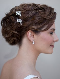 Bridal Hair Combs To Accentuate Your Wedding   Comb Store