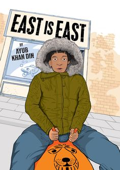 Northern Stage: East is East on Behance