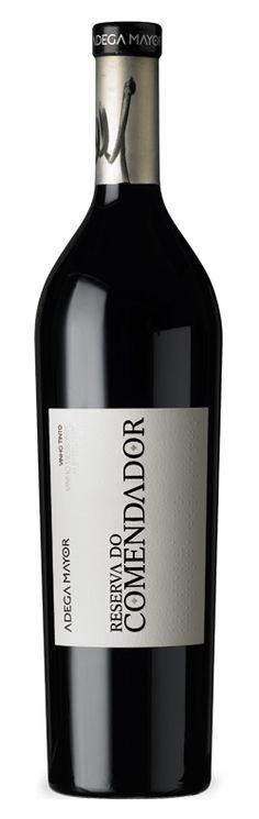 Portuguese wine Reserva do Comendador, one of my favorite... Try The white also…