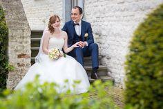 Foto's huwelijksfotograaf Ronny Wertelaers voor Marlies & Jef